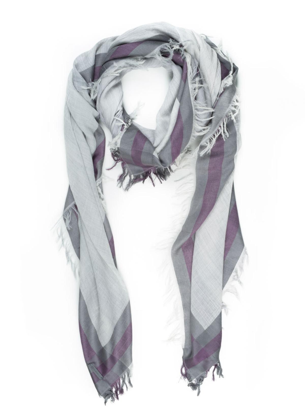 Silk And Cashmere Şal A191f310008 İpek Karışımlı Jas Kare Şal – 385.0 TL